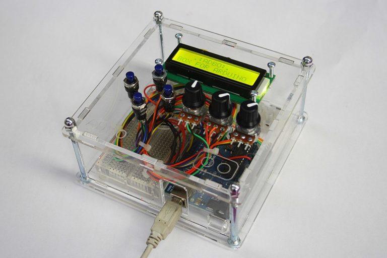 Caja Proyecto Arduino