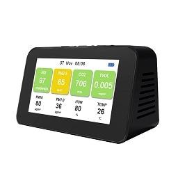 kecheer detector de CO2 PM2.5 TVOC