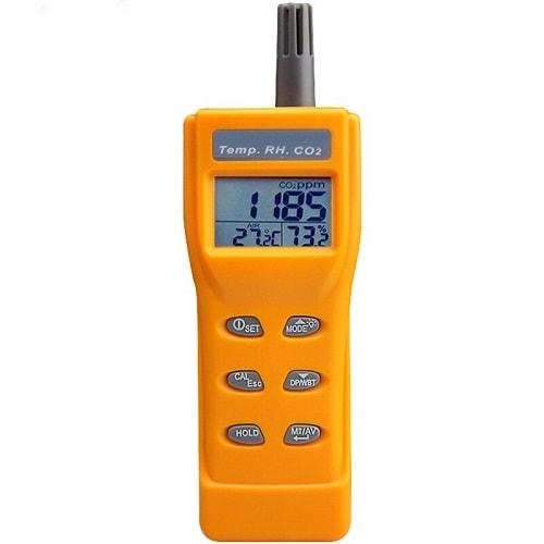 medidor CO2 portatil 7755