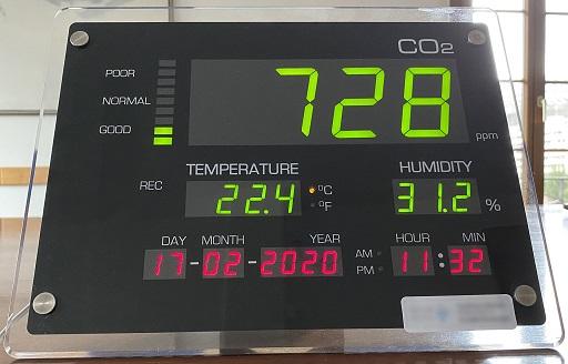 medidor de calidad de aire